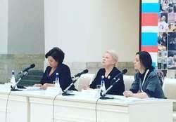 Васильева, РДШ