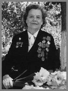 Фаина Андреевна Соколова