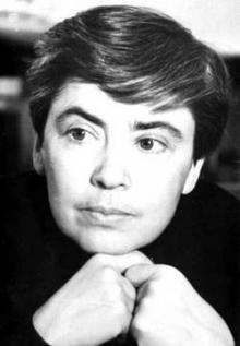 Фрида Абрамовна Вигдорова