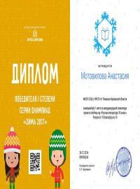 "Мотовилова Анастасия, проект intolimp.org ""Литература 10 класс"""